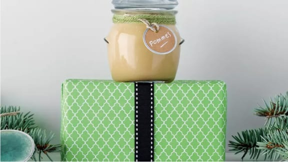 Comment faire un beurre aux pommes