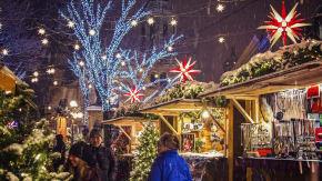 Les marchés de Noël gourmets et gourmands à visiter