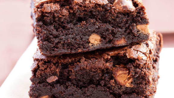 brownies choco-carottes