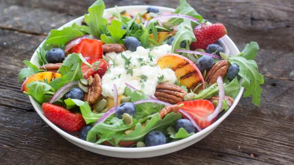 TOP : 8 recettes végé pour manger santé le midi