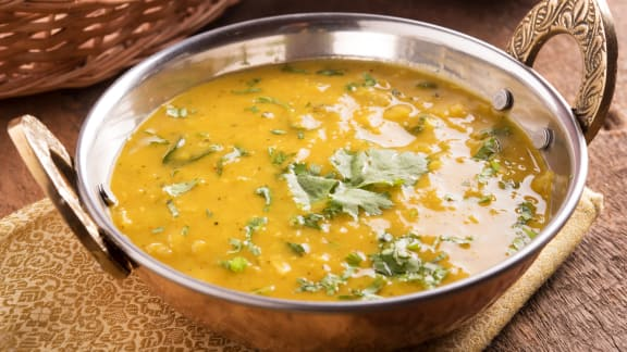 Soupe Dhal