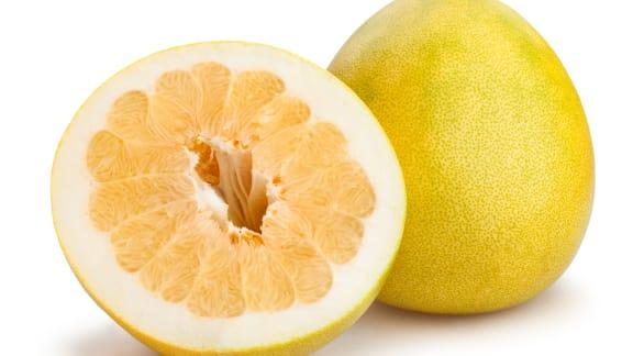 Le pomelo, un agrume de la saison froide