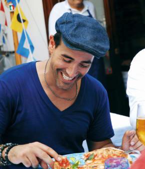 David Rocco : artisan de sa dolce vita!