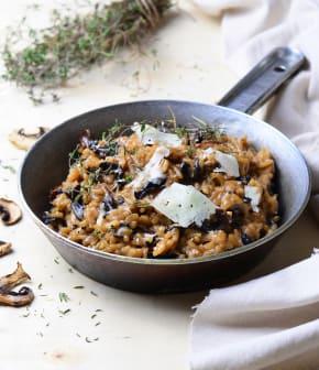 TOP : Le risotto en 10 recettes