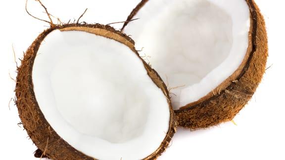 La crème glacée au lait de coco So Delicious