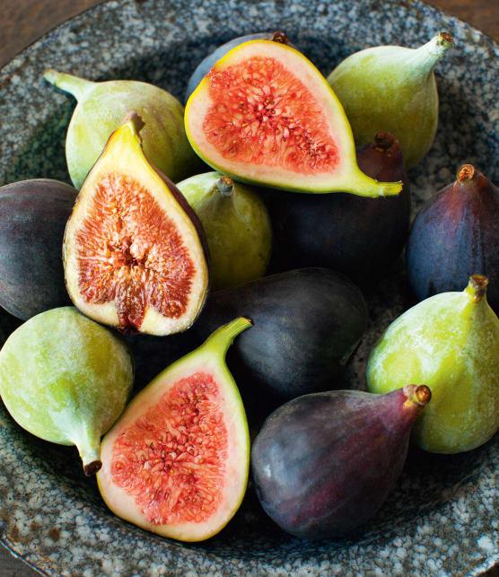 La figue, fruit d'automne exquis