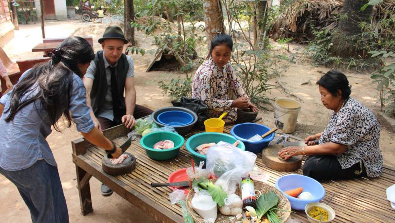 Cambodge - Siem Reap Sreyra