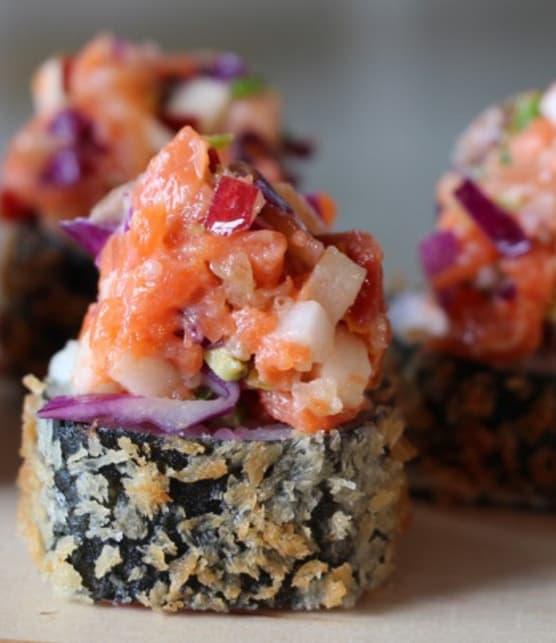 Cuisiner les sushis!