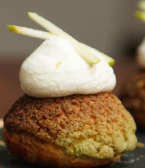 Comment réaliser une crème de pomme selon Rémy Gaudet