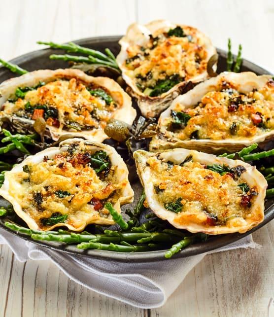 TOP : 10 recettes d'huîtres pour Noël