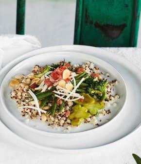 TOP : Les meilleures salades repas