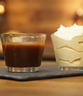 Réaliser une chantilly caramel et une sauce caramel selon Zébulon Vézina