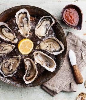 TOP: 8 merveilleuses sauces pour les huîtres