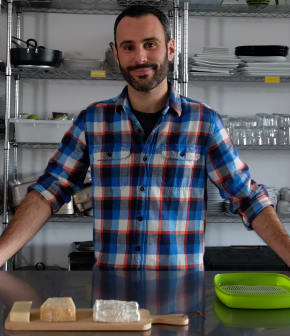 Bien conserver ses fromages selon Sylvain Puccini