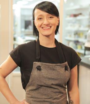 Julie Turcotte: grande passionnée de pâtisserie