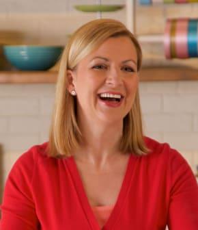 Leçons de pâtisserie avec Anna Olson
