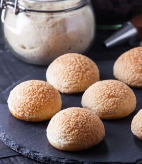 Comment faire une pâte craquelin selon Rémy Gaudet