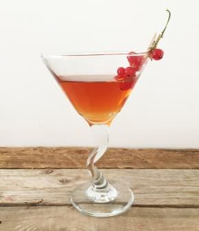 Oppenheimer cocktail
