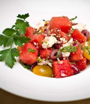 TOP : La salade grecque en 5 recettes