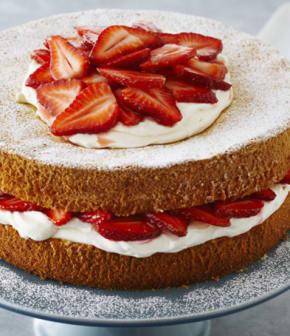 TOP : 15 recettes de gâteaux faciles d'Anna Olson