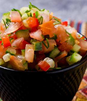 salsa du Cuisinier rebelle