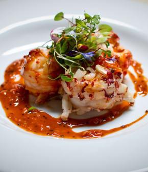 beurre blanc au corail de homard