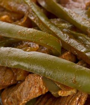 steak au poivre à la Valastro