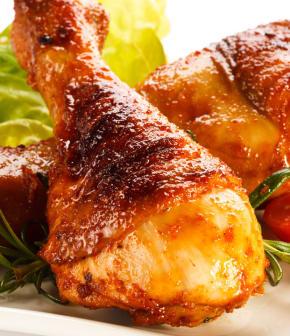délicieux poulet au caramel