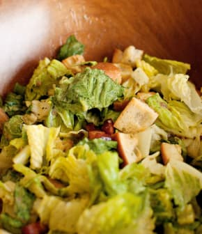 salade César, la vraie