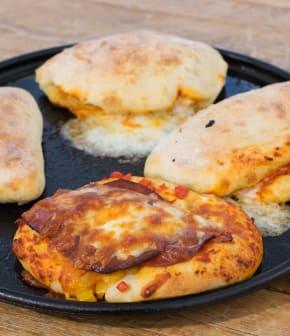 pizza pochette