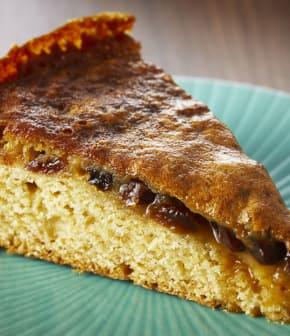 coffee cake à la tarte au beurre