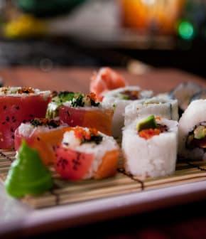 sushis du Cuisinier rebelle