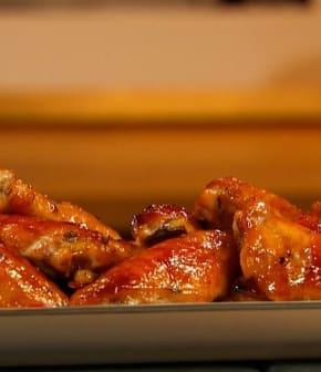 ailes de poulet à la Buddy