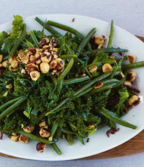salade tiède de légumes