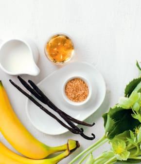 confiture de bananes au dulce de leche