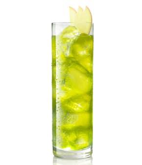 Cocktail à la pomme