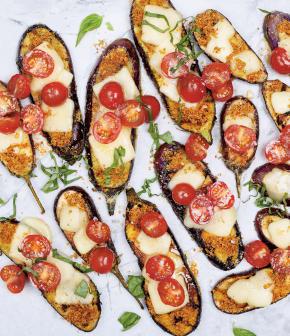 TOP : 8 recettes d'aubergines grillées sur le BBQ