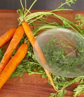 Comment faire des croustilles avec des fanes de carottes