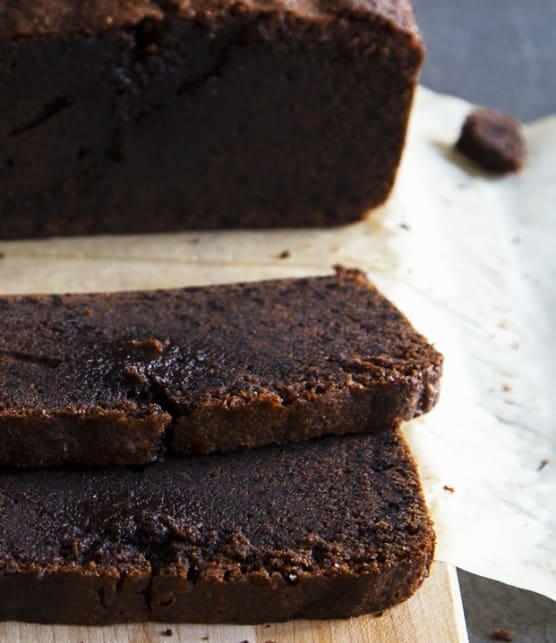 Comment faire un pound cake au chocolat