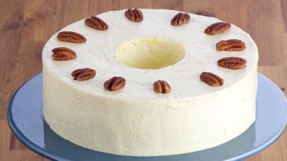 Gâteau aux noix de pécan