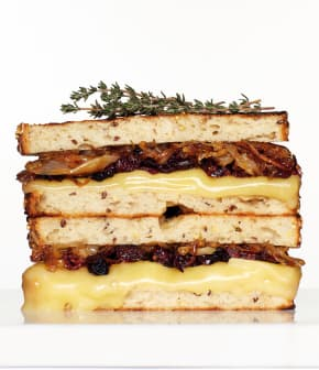 TOP : 8 recettes de grilled cheese complètement décadentes