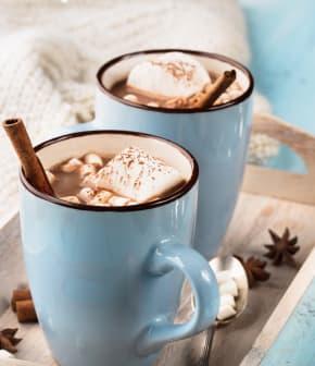 TOP : 8 recettes de chocolats chauds maison pour vous réchauffer