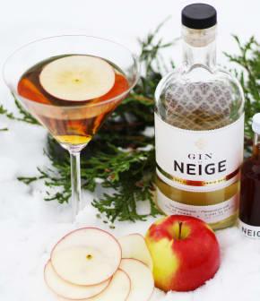 Martini aux pommes