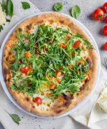 Pizza et pâte à pizza