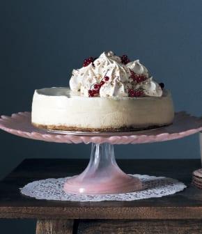 gâteau au fromage new-yorkais classique