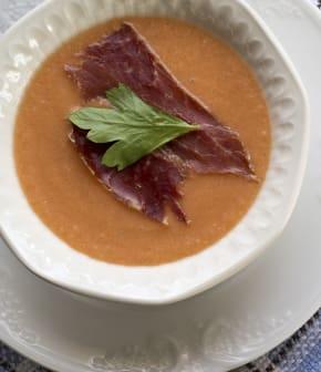 gaspacho aux anchois