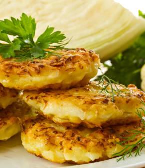 croquettes de chou fleur au fromage de brebis