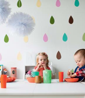 Recettes pour bébés : les conseils de Caroline Mc Cann