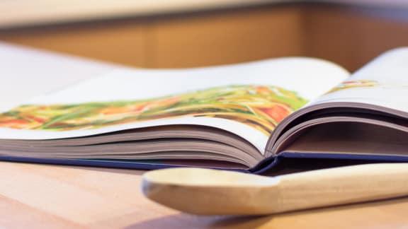 La nutrition, un livre à la fois