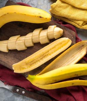 Les trucs de Daniel Vézina pour éviter le gaspillage des bananes